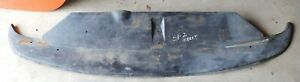 Nos 1951 1952 Chevrolet Fleetline Styleline Grille To Front Bumper Filler Panel