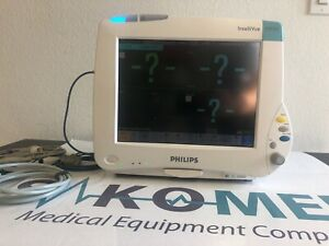Philips Intellivue Mp50 Patient Monitor With M3001a