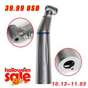 Yabangbang Dental Contra Angle Led Slow Low Speed Handpiece With Light