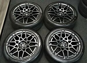 4 Genuine Ford Mustang Shelby Gt500 20 19 Oem Wheels Tires