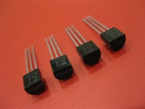 Philips Mpsa43 Npn High Voltage Transistor To 92 Package Qty 50 New