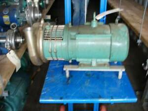 Tri clover Centrifugal Pump Item P2344
