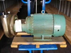 Tri clover Centrifugal Pump Item P2350