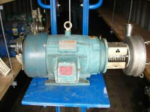 Tri clover Centrifugal Pump Item P2352