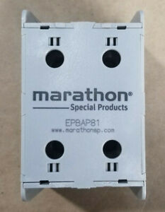Marathon Special Products Epbap81 Enclosed Power Distribution Block