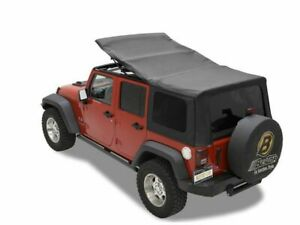 Soft Top Bestop X211ww For Jeep Wrangler 2007 2008 2009