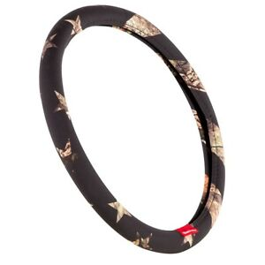 Mossy Oak Patriotic Steering Wheel Cover Camo Auto Car Truck