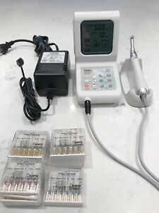Dentsply X smart Endo Motor Plus 17 Un opened Protaper Files S n 05706483
