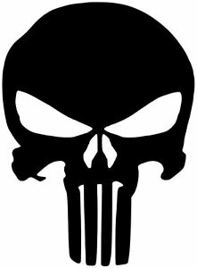 Punisher Car Truck Sticker Decal