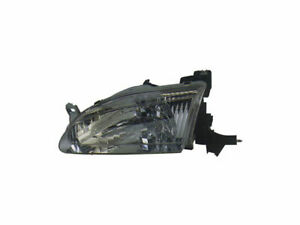 Left Driver Side Headlight Assembly Z282bt For Toyota Corolla 2000 1999 1998