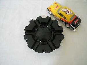 Boss Motorsports Black Custom Wheel Center Cap 3215