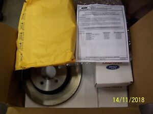 Ford Racing M 2300 M Disc Brakes Rear Ford Mustang Cobra Mach 1 Kit