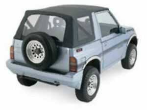 Soft Top Rampage X642xk For Geo Tracker 1995 1996 1997
