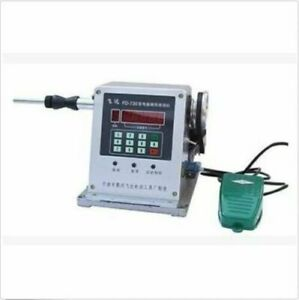 New Computer Controlled Coil Transformer Winder Winding Machine 0 03 1 8mm
