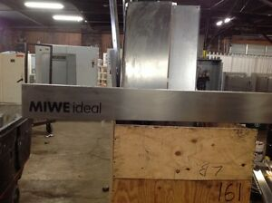 Oven Miwe Ideal 5 Deck