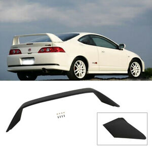 Abs Plastic Rear Trunk Wing Spoiler For 94 01 Acura Integra 3dr Dc2