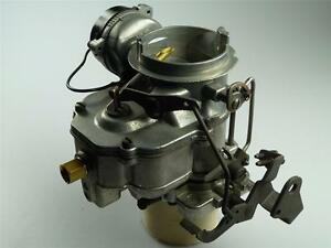 1970 76 Dodge Plymouth Carburetor Carter Bbd 2bbl Elec Choke 318ci V8 180 8315