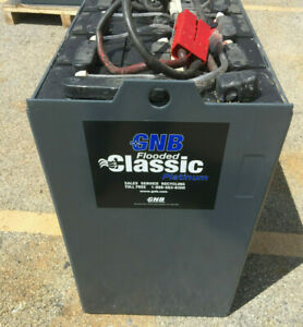 Used And Reconditioned 36 Volt Forklift Battery 18 125 15 875 Amp Hour