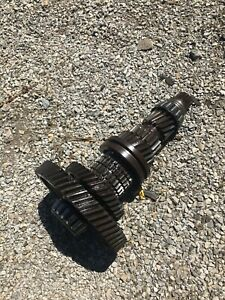 Ford 600 800 Tractor 4 Speed Transmission Bottom Shaft Gear