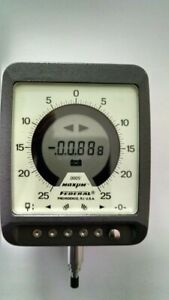Federal Maxum Dei 52111d Digital Electronic Indicator 0 0005 With New Battery