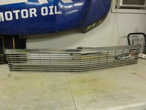 Vintage 1970 Chevrolet Impala Grille Grill Lowrider Donk Chevy Caprice