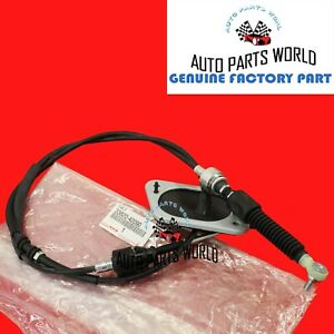 Genuine Oem Toyota 2001 2005 Rav4 Transmission Shift Control Cable 33820 42090