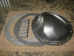 Chevelle Chevy 10 Bolt Rear End To 12 Bolt Rear End Cover Adapter