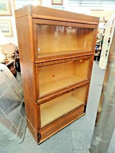 Lawyer S Or Barrister S Bookcase With Drawer Weir S Antique