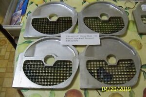 For Sale Robot Coupe Dicing Slicing Blades For Models R5 R6 R4n R6n