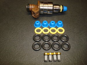 Ford Thunderbird 2 3l Turbo Injector Repair Kit O Rings Spacers Filters Caps