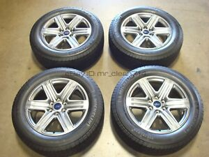 20 Ford F 150 Wheels Rims Lariat Tires Expedition Oem Factory F150 Fx4 Xlt 18