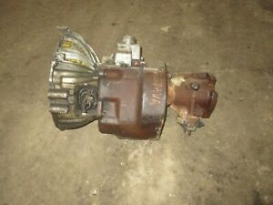 Ford 4x4 New Process Np 435 Four Speed Manual Transmission