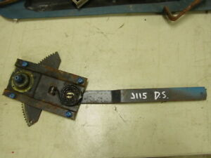 Jeep Cj Wrangler Full Hard Door Window Regulator D S 76 95 Left Drivers Side
