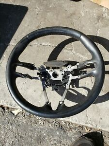 Used Oem Steering Wheel 2006 2011 Civic Coupe 3 Spoke