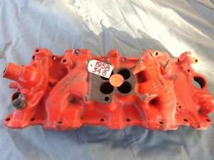 1958 1959 Chevrolet 348 Intake Manifold Used Gm 3732757 Good Condition