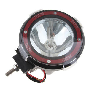 4 Inch 100w Trucks Hid Driving Lights Xenon Spotlight Work Lamps 4wd 12v Red