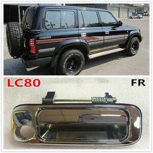 Front Right Side Door Handle Trim For Toyota Land Cruiser Lc80 4500 1991 1997