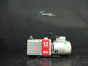 Edwards E2m12 Vacuum Pump Rebuilt And Tested With 6 month Warranty
