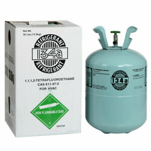 134a 30 Lb Automotive Refrigerant Made In Usa Free Shipping