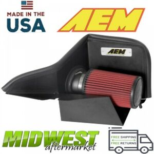 Aem Performance Cold Air Intake System Fits 2013 2018 Ford Focus St 2 0l L4