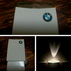 Bmw E36 Acculux White Flashlight Rare E30 E34 328i nubatts Restored Torch