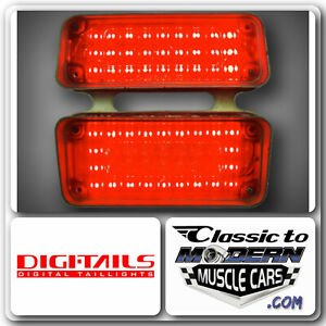 Digi Tails Led Taillight Light Conversion Fits 1971 1972 Oldsmobile Cutlass