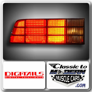 Digi tails Led Taillight Conversion Fits 1982 1992 Chevrolet Camaro Iroc Z28