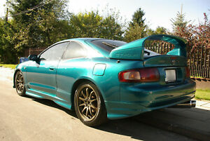 Toyota Celica At200 St202 St204 St205 1993 1999 Trd Style Rear Spats