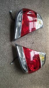 2005 2006 Toyota Camry Tail Lights