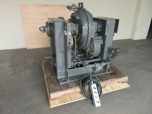 Clayton 500 Hp Engine Dyno Dynamometer Low Hours