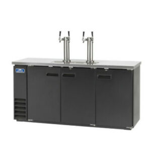 Arctic Air Add72r 2 73 Direct Draw Beer Dispensing Refrigerator