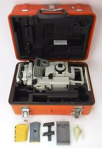 Sokkia Set4b Ii Total station Surveying Set D20853 15963