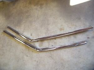 1965 Dodge Coronet Inner Roof Rail Trim Oem 1965 Plymouth Satellite Belvedere