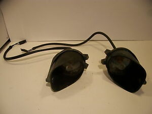 1971 72 Plymouth Front Turn Signals Complete Oem Road Runner Satellite Gtx